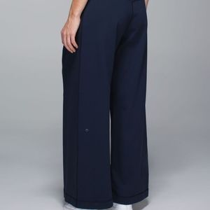 Lululemon Forward Fold Trouser